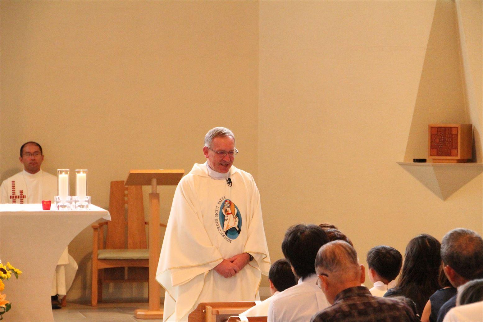 神父 ペトロ